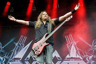 Sodom (band) - Tom Angelripper Live 2016