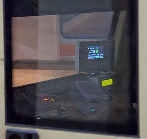 81-740/741 - Control Panel
