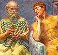 Sokrates og Alkibiades (Zahrtmann).jpg