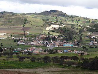 Soracá - Image: Soraca Near