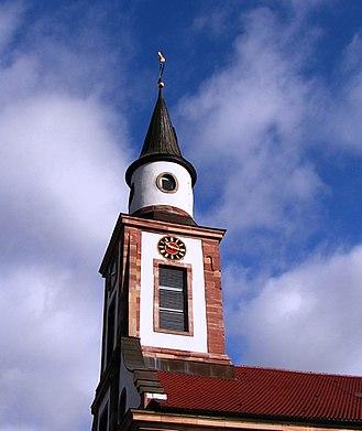 Souffelweyersheim - St. George's Church