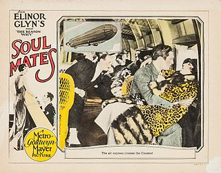 <i>Soul Mates</i> (film) 1925 silent film directed by Jack Conway
