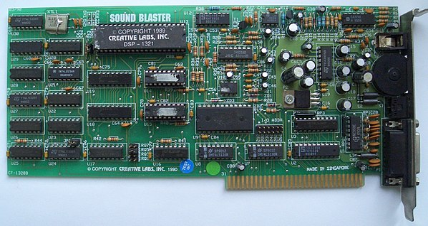 Sound Blaster 1.0, CT1310, CT1320A, CT1320B