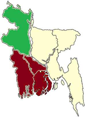 North Bengal - Bangladesh