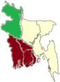 South- N North Bengal in Bangladesh.png