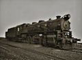 South Australian Railways 700 Class Locomotive No. 700. 1926. State Library of South Australia B 3993.png