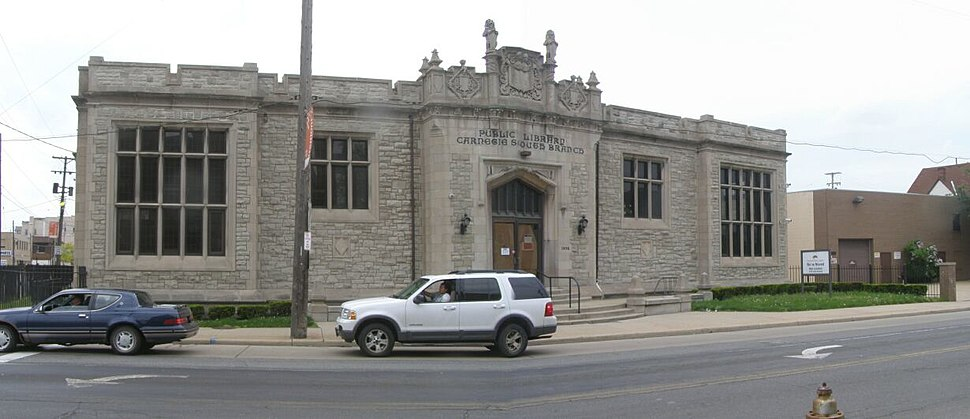South Branch Carnegie Library in Cleveland, Ohio