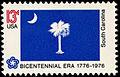 South Carolina Bicentennial 13c 1976 issue.jpg