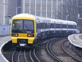 Southeastern 465002 at Lewisham 22 February 2011.jpg