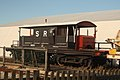 Southern Railway, 25T Bogie Goods Brake Van, No 56297, 1936 (British Railways No 041414) National Railway Museum NRMObjectNumber1980-7002.jpg