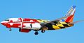 Southwest Airlines, Boeing 737-7H4 (Maryland One Livery), N214WN.jpg