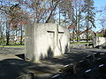 Sowjetischer Soldatenfriedhof in Spremberg Niederlausitz Bild 2.JPG