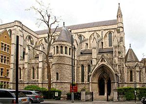 St James's, Spanish Place - Image: Spanish Place St James