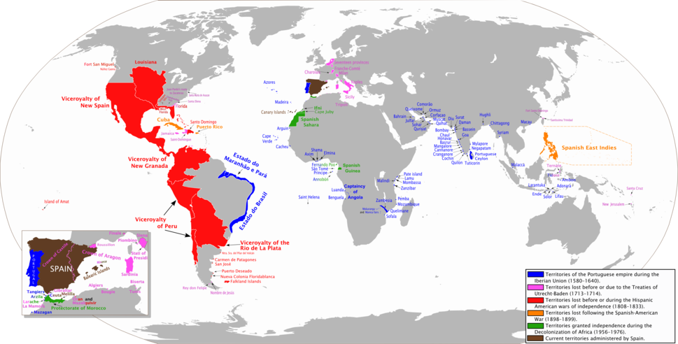 Spanish Empire Anachronous 0