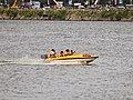 Speed boat in Hussain Sagar.jpg