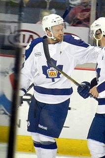 Spencer Abbott (ice hockey) Canadian ice hockey player