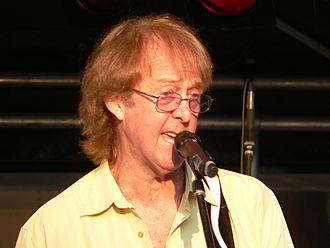 Spencer Davis - Davis performing in July 2006