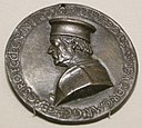 Sperandio, medaglia di federico da montefeltro, 1482 circa.JPG