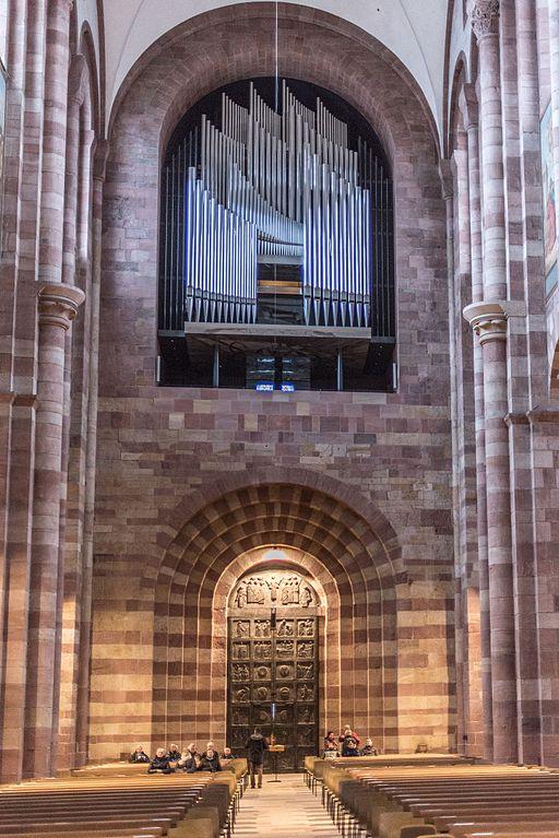 Speyer, Domkirche St. Maria und St. Stephan-20151127-020