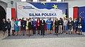 Spotkanie premiera z kandydatkami Platformy Obywatelskiej do Parlamentu Europejskiego (14151867555).jpg