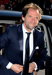 Stéphane De Groodt Belgian actor and comedian