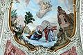 St.Peter und Paul in Söll - Deckenfresko Peter und Paul 1a Petrus auf Wasser.jpg