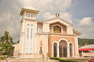 Mauban - Image: St. Bonaventure Parish Church of Mauban
