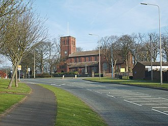 Rowley Regis - Image: St. Giles geograph.org.uk 392799