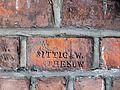 St. Johannis, Altes Schulhaus - Ziegelstempel SITTIG&W. RATHENOW.jpg