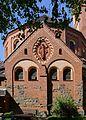 St. Marienkirche (Berlin-Wilmersdorf) südlicher Querschiffgiebel.JPG