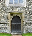 St Andrew, Much Hadham, Herts - West doorway - geograph.org.uk - 362555.jpg