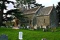 St Bartholomew's Church, Winstone - geograph.org.uk - 525906.jpg