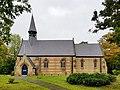 St John the Baptist church, Clay Hill, Enfield 1 2020-10-18.jpg