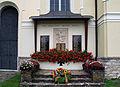 St Josef Weststeiermark Soldatendenkmal Pfarrkirche.jpg