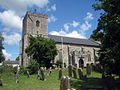St Mary's Church, Chart Road, Sutton Valence, Kent - geograph.org.uk - 1418580.jpg