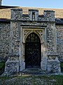 St Mary's Church, Great Canfield, Essex ~ south porch.jpg