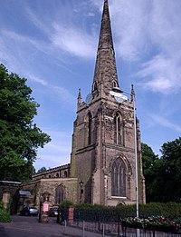 St Mary's Church, Hinckley, Leicestershire 01.jpg