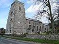 St Mary's parish church, North Creake - geograph.org.uk - 1243020.jpg
