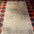 St Mary, Crundale, Kent - Ledger slab - geograph.org.uk - 1736864.jpg