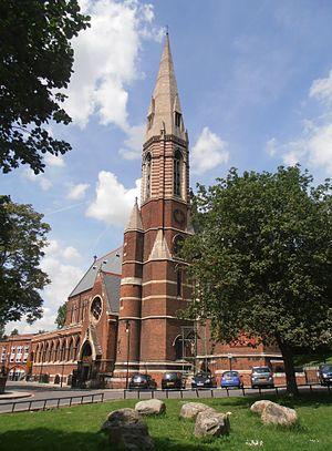St Mary Magdalene, Paddington - St Mary Magdalene