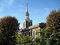 St Marys Church. St Marychurch Street, Rotherhithe, London, SE16 - geograph.org.uk - 1557142.jpg