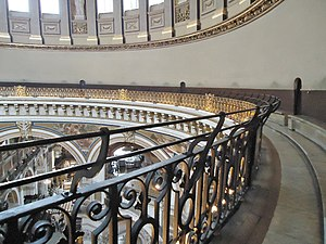 Whispering gallery - The Whispering Gallery of St Paul's Cathedral