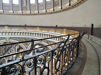 Whispering gallery - The Whispering Gallery of St Paul's Cathedral, London
