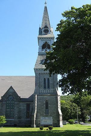 Palmer, Massachusetts - St. Paul's Church