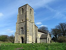St Peter, Dunton, Norfolk - geograph.org.uk - 320412.jpg