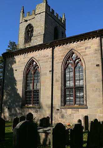 Wem - Wem's main church is the Anglican Parish Church of St. Peter and St. Paul.