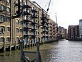 St Saviour's Dock, Jacob's Island, River Thames, London 01.jpg