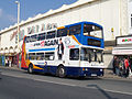 Stagecoach bus 16325 Volvo Olympian Alexander RL N325 NPN in Blackpool 17 April 2009.jpg