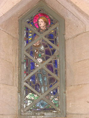 Mabel Esplin - St Sebastian