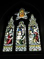 Stained glass window on the south wall at St Mary's, Alverstoke (4) - geograph.org.uk - 1424923.jpg